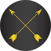Badge of the Office of the Archery Marshal