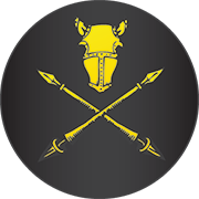 Badge of the Office of the Equestrian Marshal