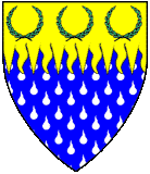 Device of the Barony of Glymm Mere